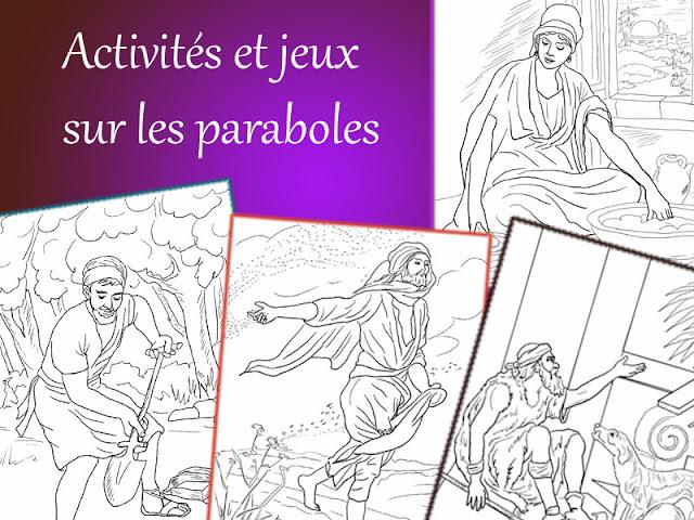 Activités et jeux sur les paraboles