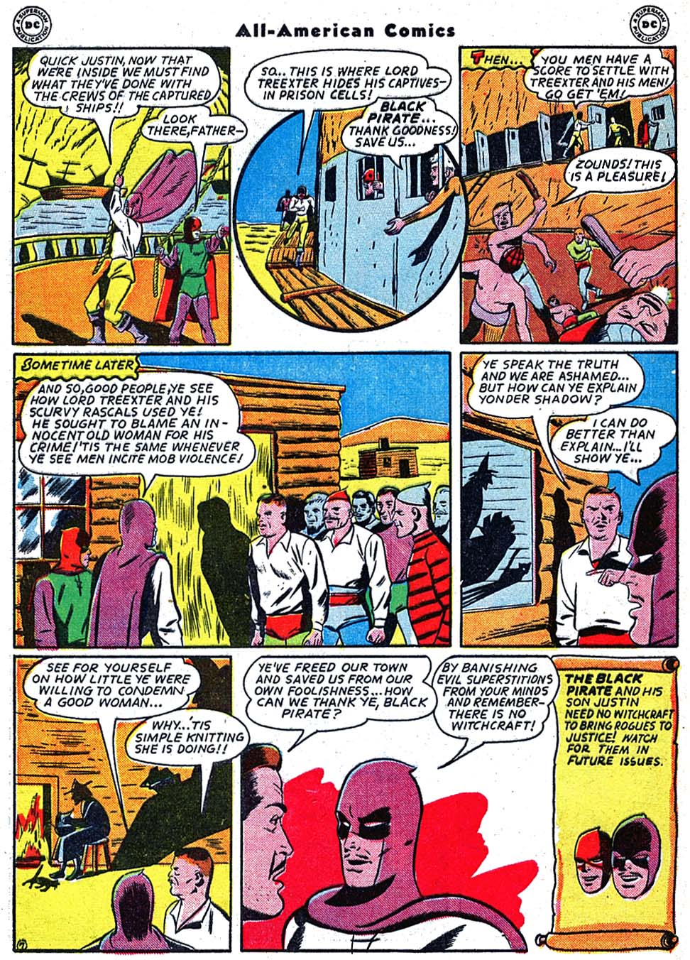 Read online All-American Comics (1939) comic -  Issue #72 - 40