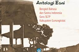 DALAM NAUNGAN DANGSA Antologi Esai