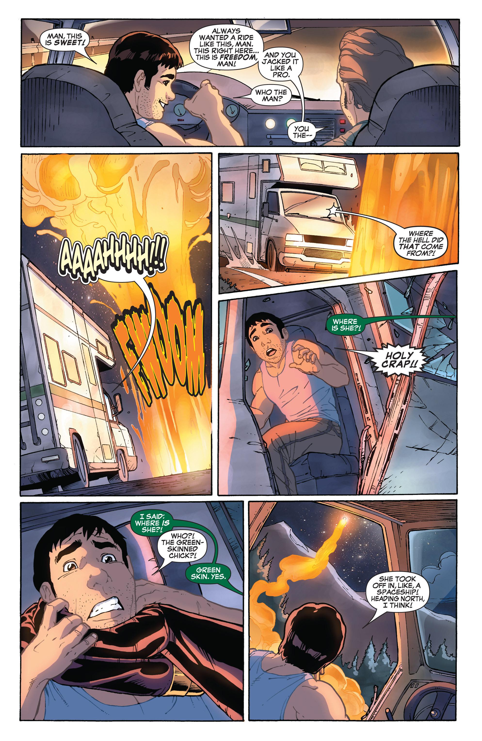 Read online She-Hulk (2005) comic -  Issue #32 - 15