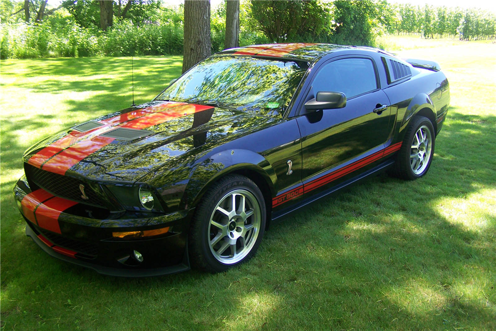 eleanor ford 39 s own shelby gt500 sold for 55k. Black Bedroom Furniture Sets. Home Design Ideas