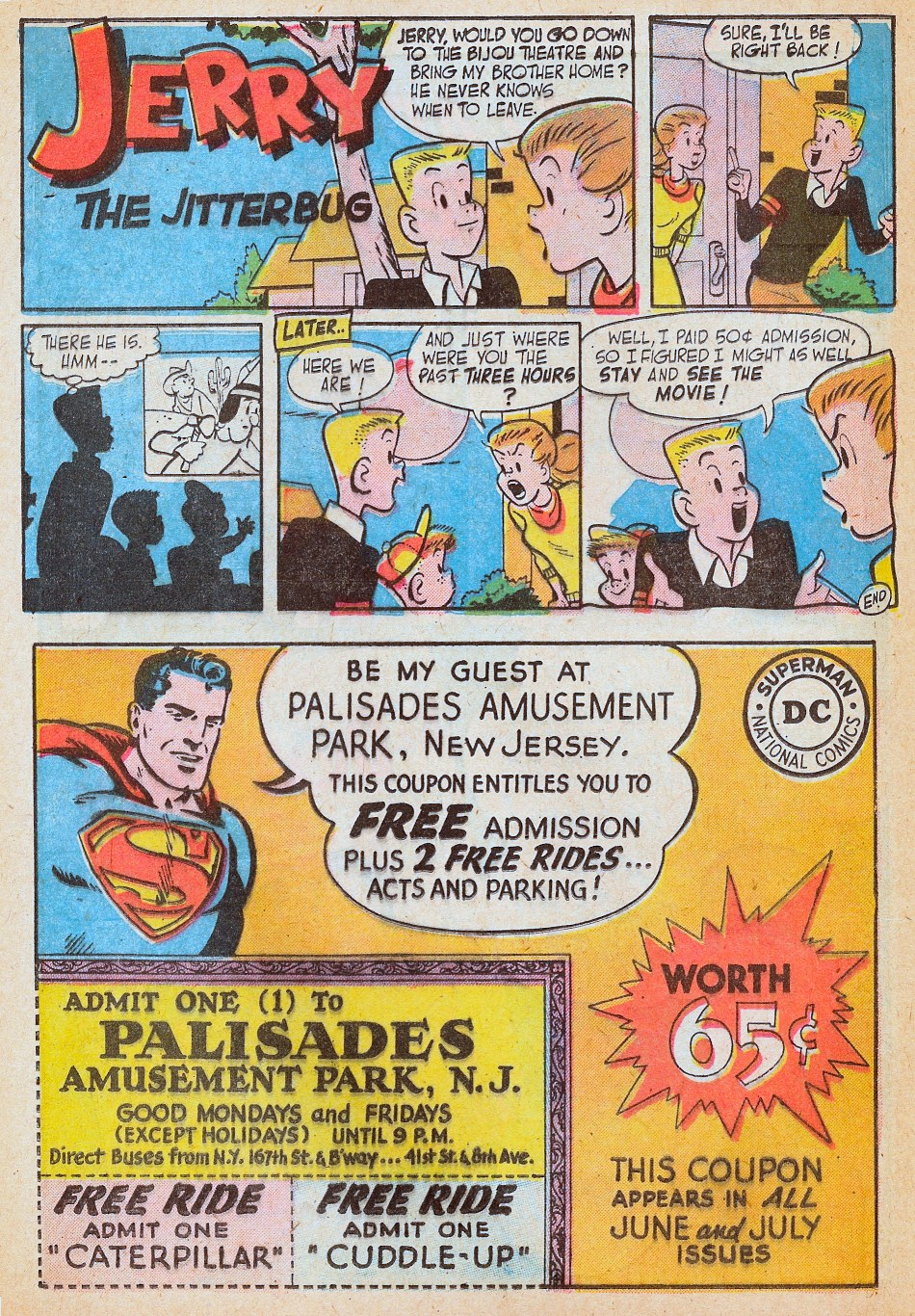 Read online Action Comics (1938) comic -  Issue #241 - 26