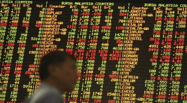 Bursa Malaysia Ditutup Melemah, Indeks Emas Turun 0,24 Persen