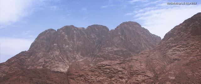 رأس صفصافة نزهة في سيناء