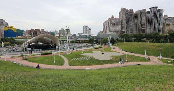 台中文心森林公園,圓滿戶外劇場