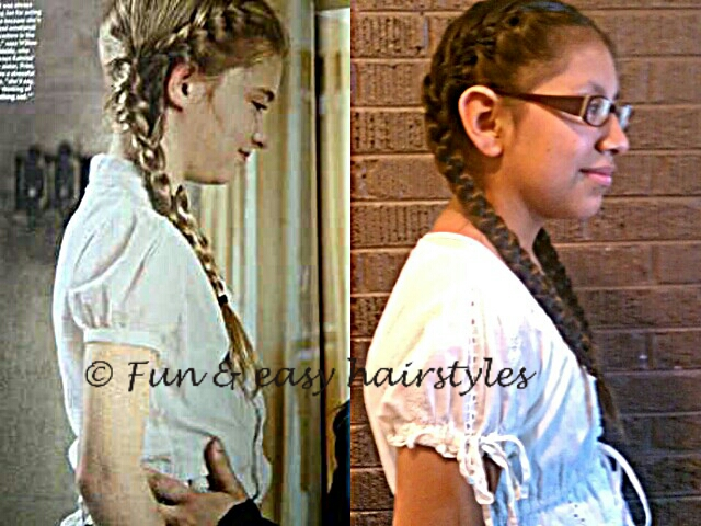 Astounding Fun Amp Easy Hairsyles Hunger Games Hairstyles Short Hairstyles Gunalazisus