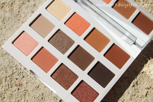 BH Cosmetics - Marble Collection Warm Stone