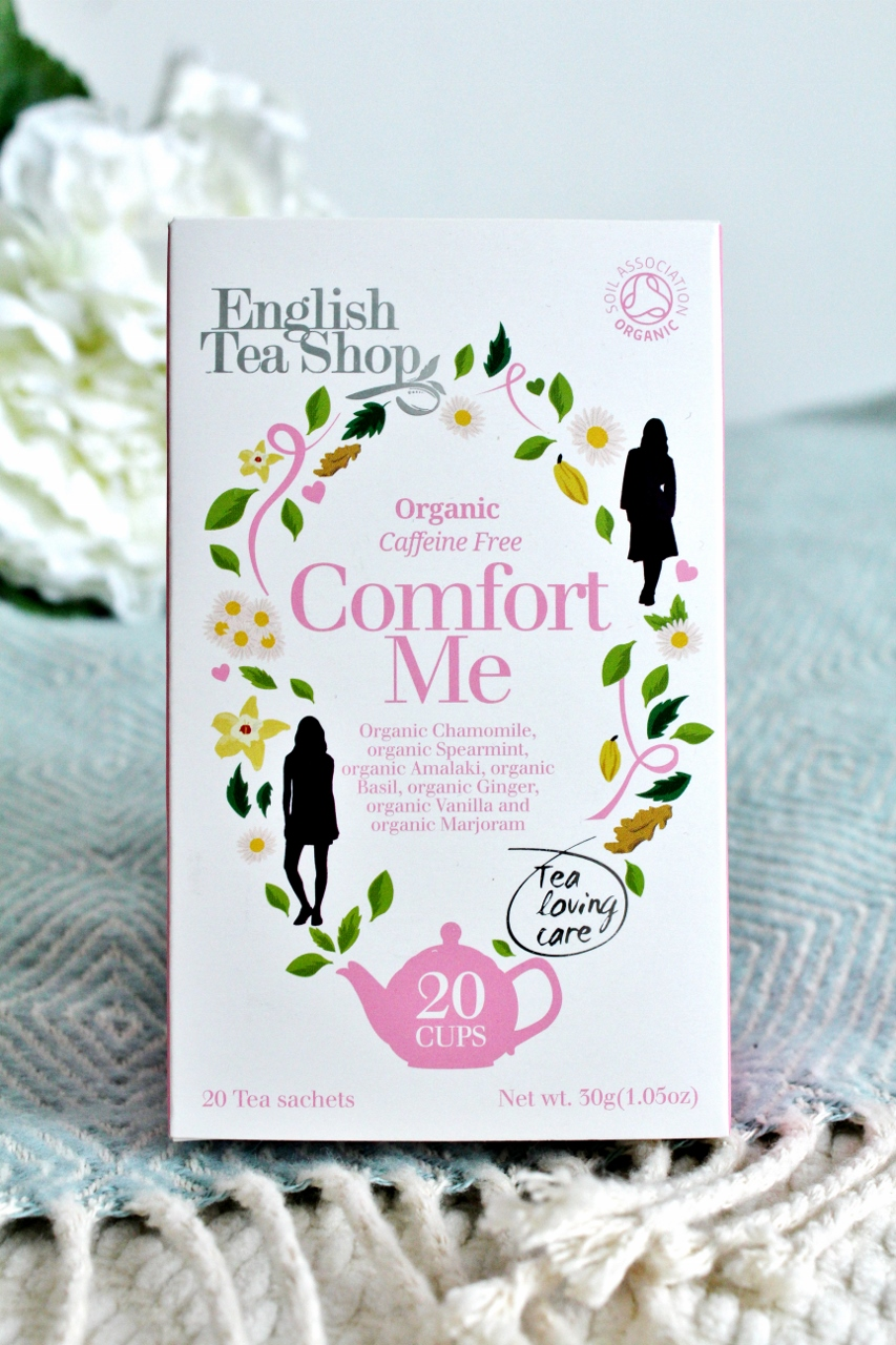 Box of Comfort Me Tea