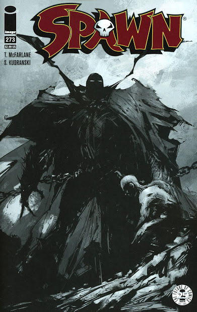 Todd McFarlane Spawn Comic Covers