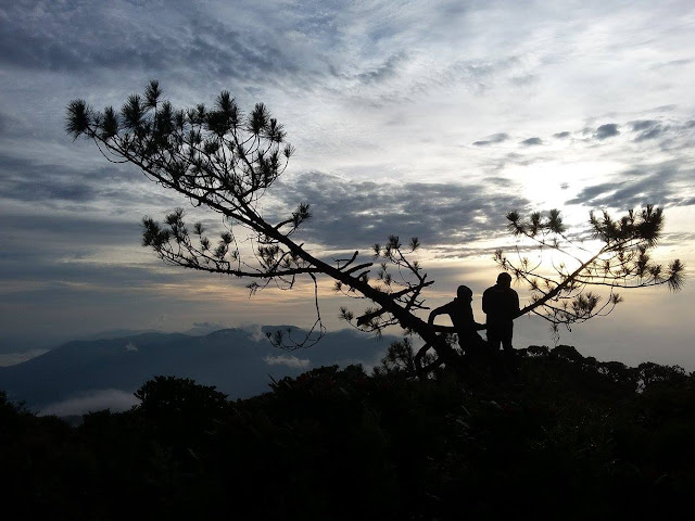 Mt. Kalawitan Summit