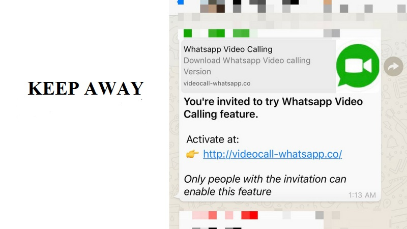 how to make call with whatsapp ios
