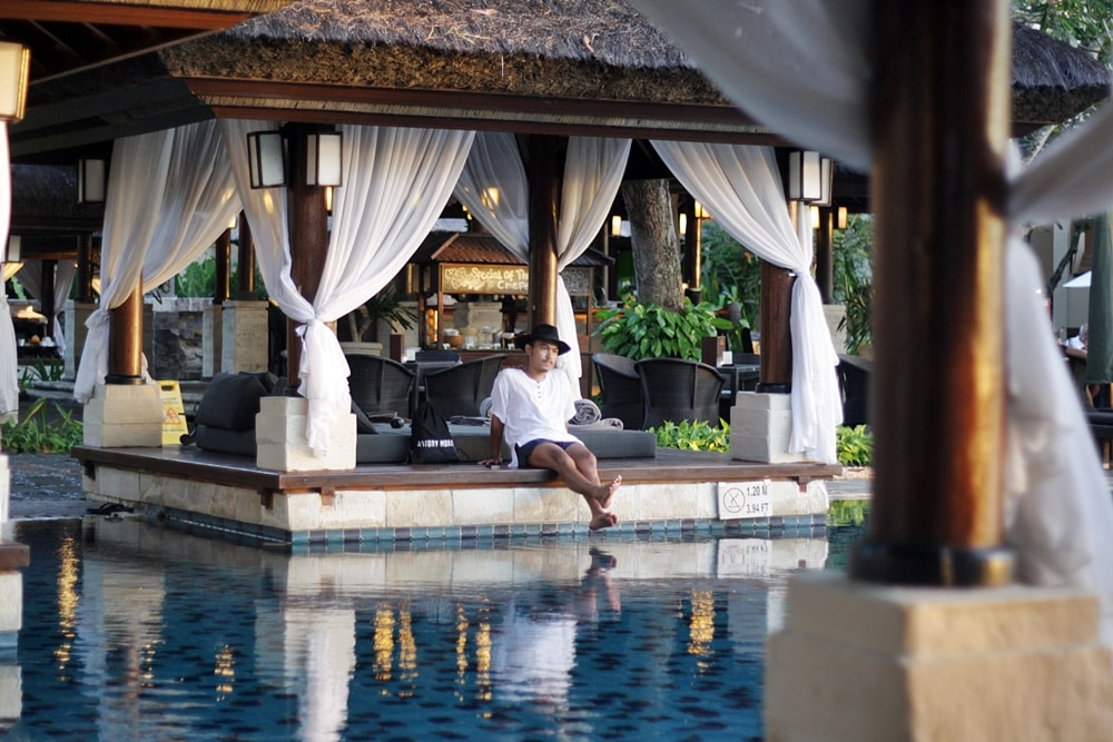 CLUB INTERCONTINENTAL JIMBARAN BALI RESORT, BEST HOTEL IN BALI