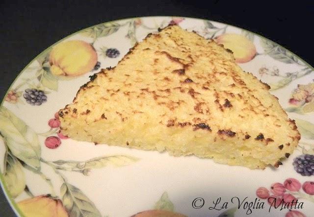 torta di riso