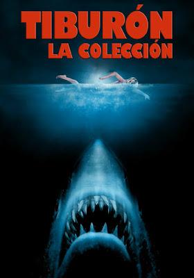 Jaws Coleccion DVD R1 NTSC Latino