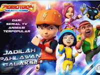 BoBoiBoy Galactic Heroes RPG MOD APK v1.0.10 Full Unlimited
