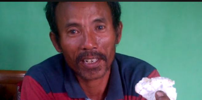 Subhanallaah.. Bagai Mimpi, Kisah Nelayan Bengkulu Kaya Mendadak Setelah Temukan Muntahan Ikan Paus