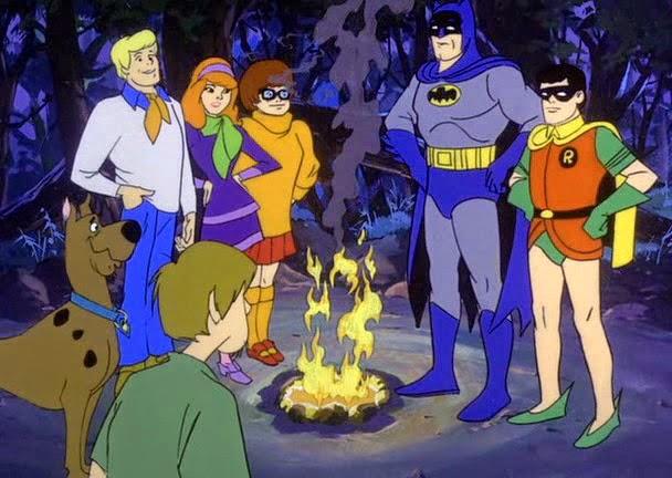 Scooby-Doo Encontra Batman