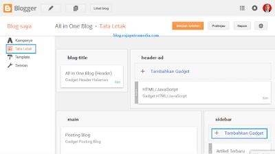 Membuat Widget Artikel Terbaru Blog
