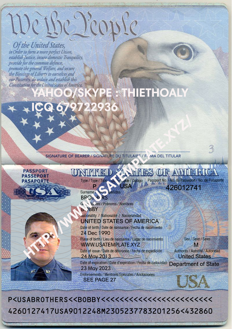 Passport Photoshop Template. ditch the pdf headaches three safer ...