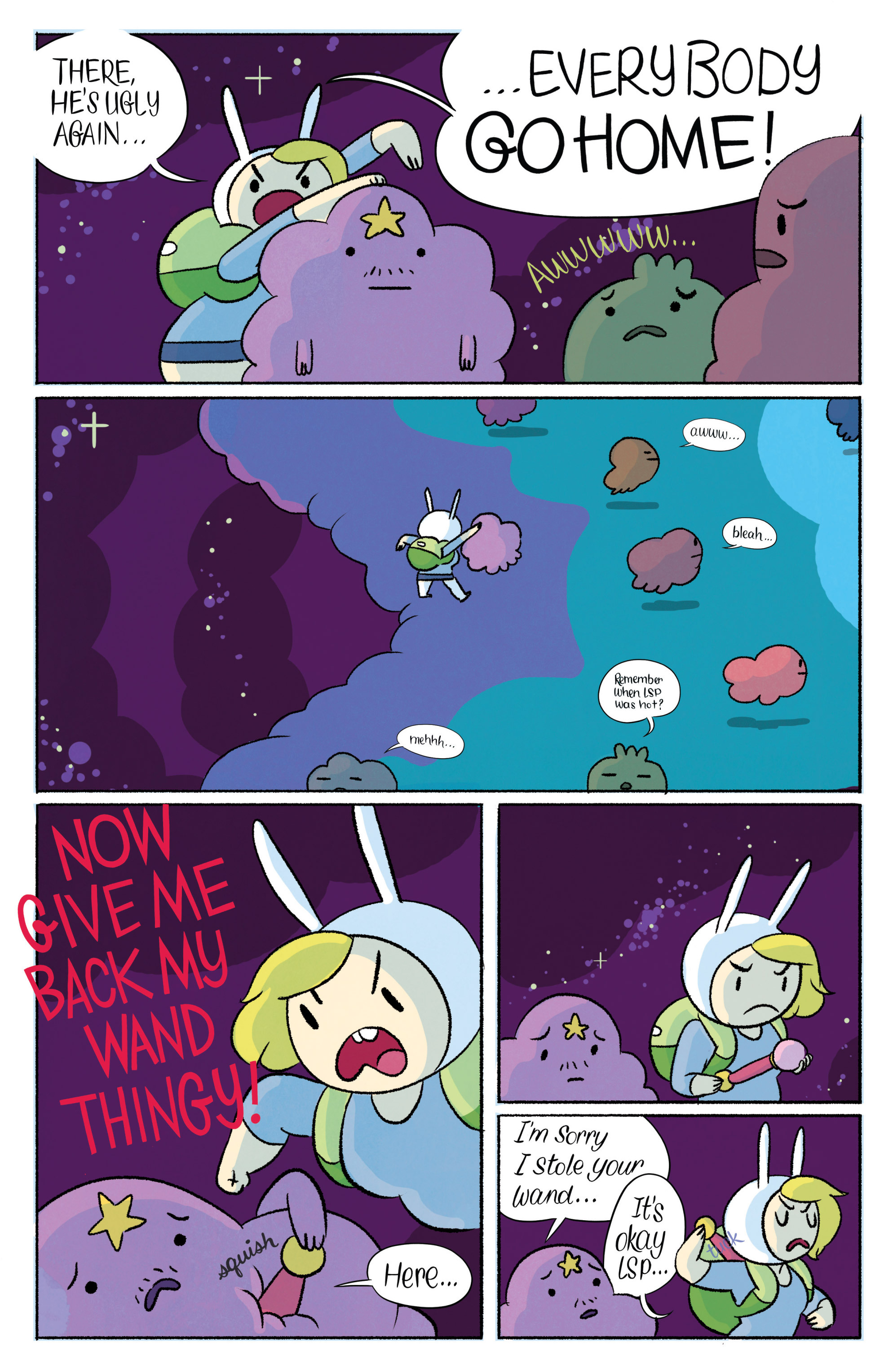 Read online Adventure Time with Fionna & Cake comic -  Issue #4 - 27