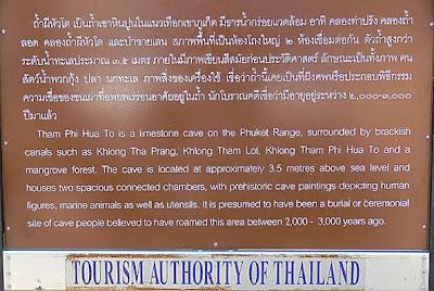 Ao Luk cave description
