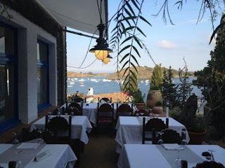 Es restaurant de Port-Lligatt,Cadaqaués
