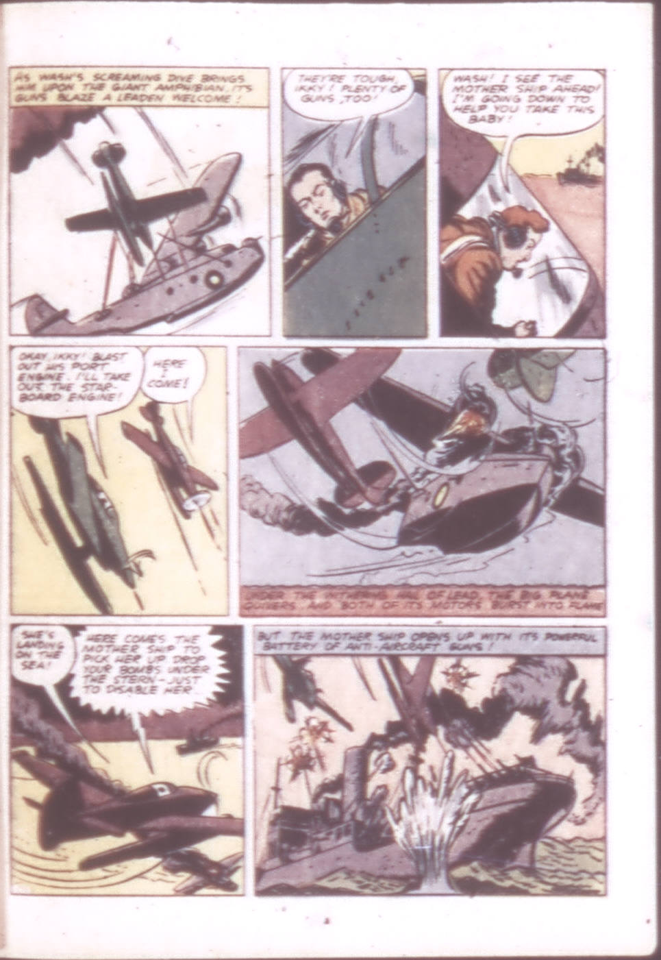 Read online All-American Comics (1939) comic -  Issue #25 - 25