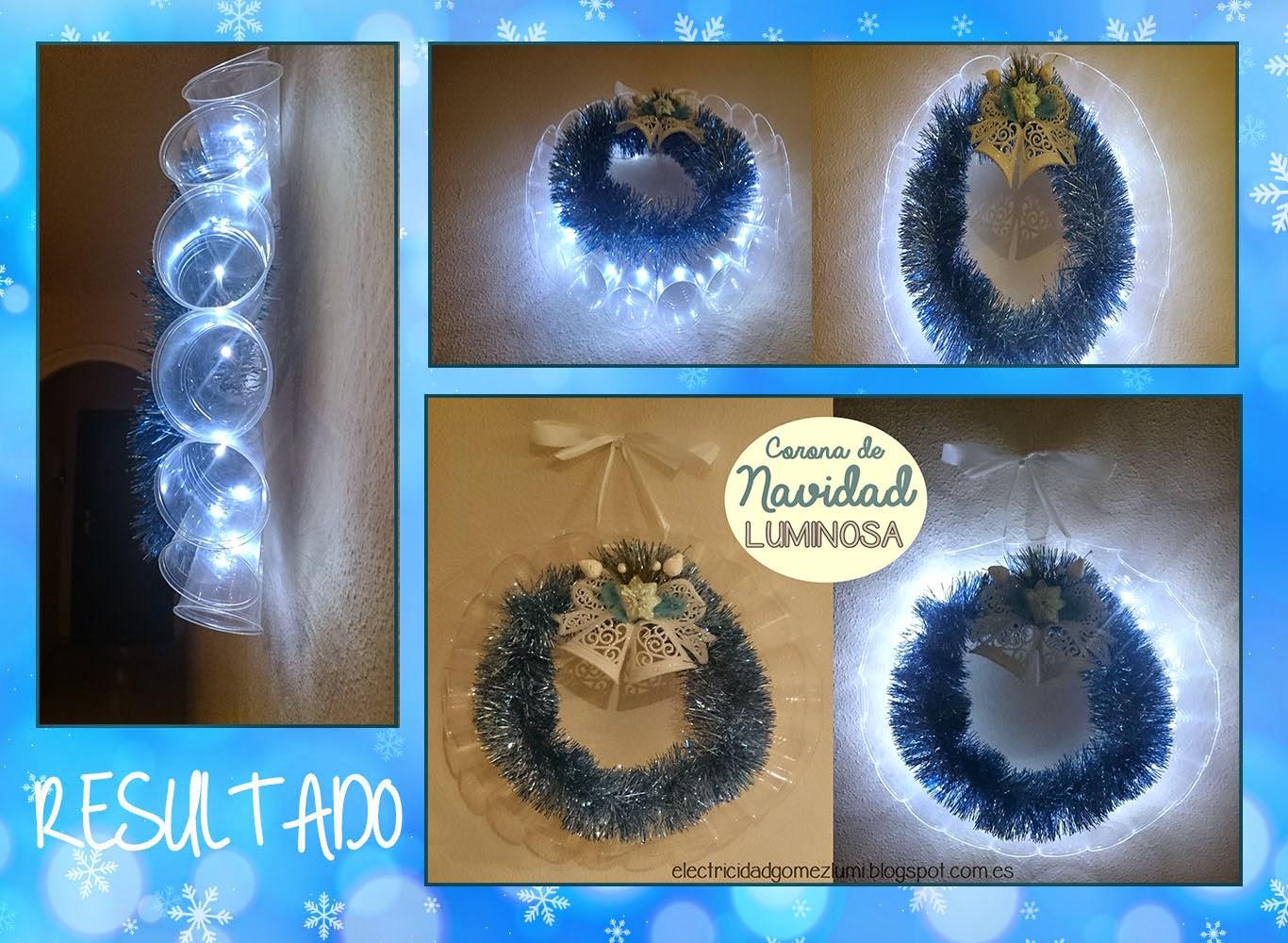 corona-de-navidad-con-luces
