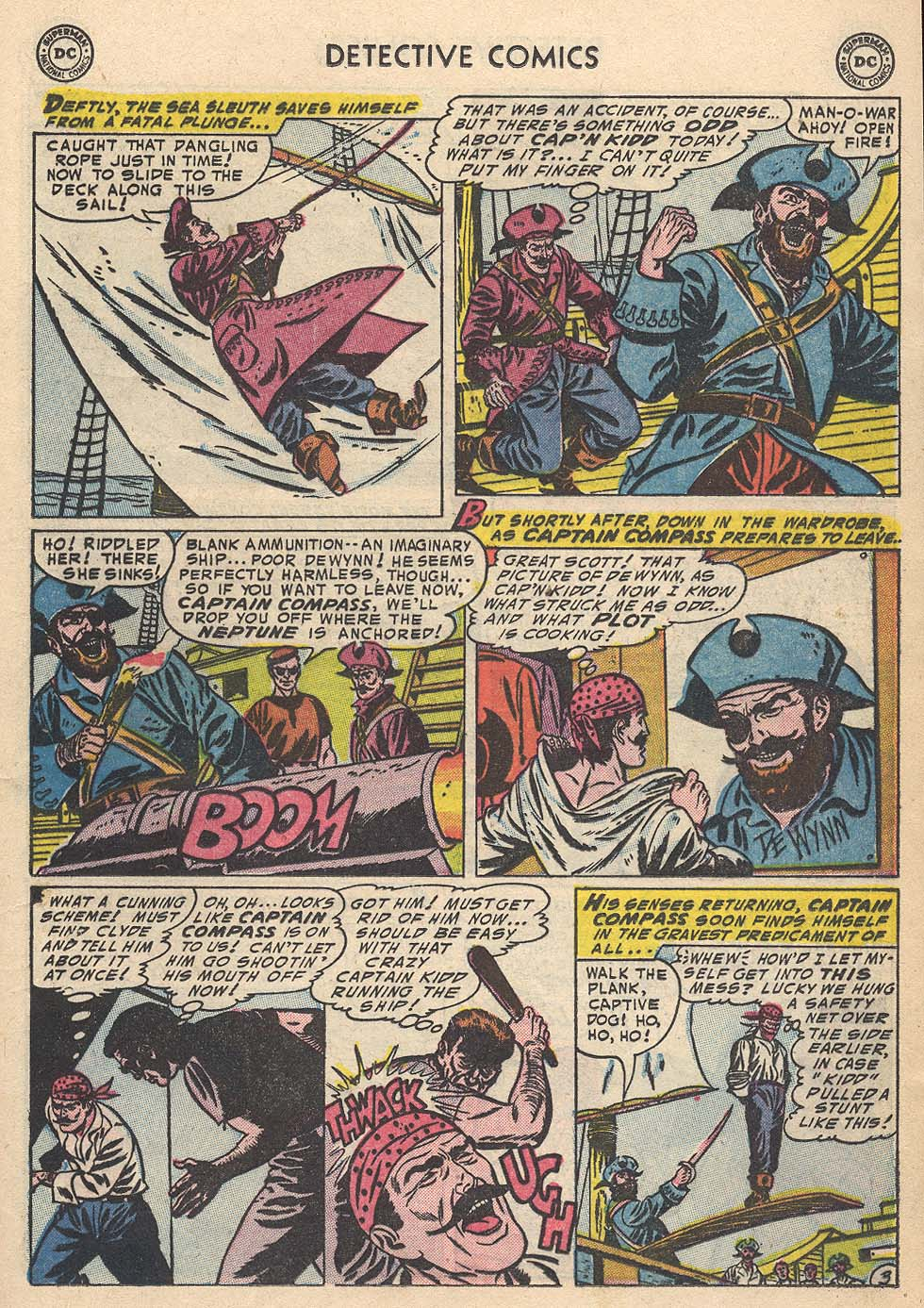 Read online Detective Comics (1937) comic -  Issue #210 - 27