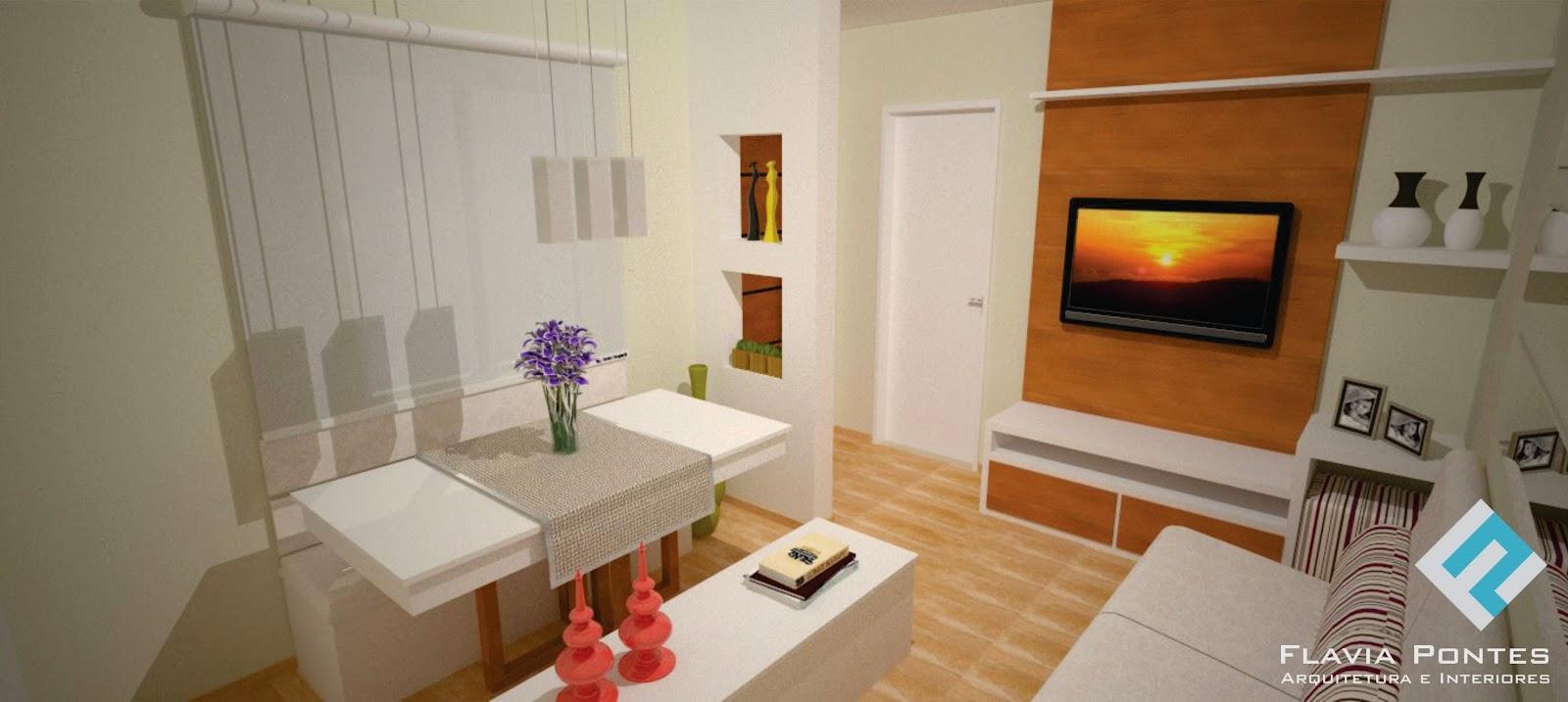 Flavia pontes arquitetura for Mesa de cafe pequena sala de estar