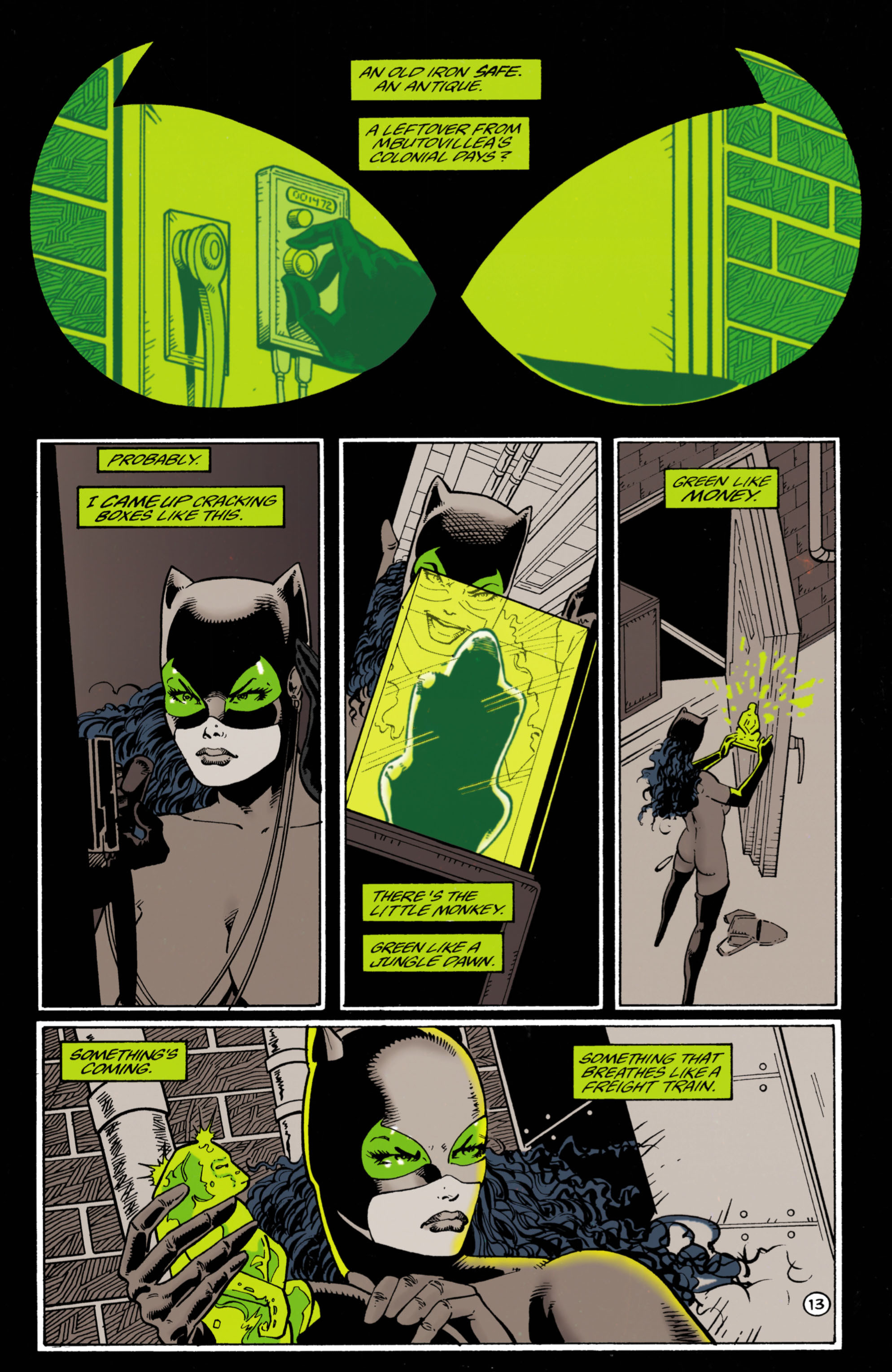 Catwoman (1993) Issue #27 #32 - English 14
