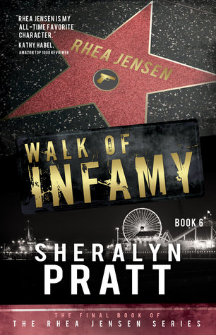 Heidi Reads... Walk of Infamy by Sheralyn Pratt
