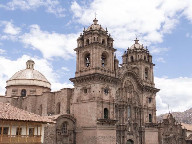 Templo de la Compañía de Jesús in Cusco