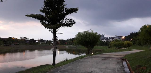 Kolam Takungan Taman Pekaka