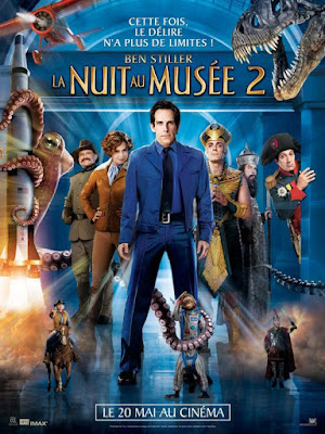 Night At The Museum 2 Battle Of The Smithsonian 2009 Dual Audio Hindi 480p BluRay 350MB