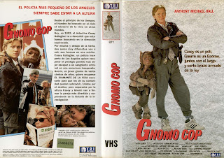 Carátula Gnomo Cop 1990