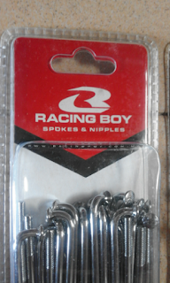 Gambar jari chrome Racing Boy