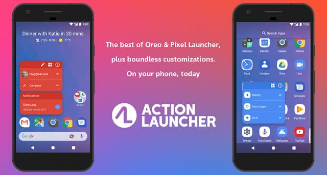 15 Aplikasi Launcher Terbaik Dan Terkeren 2018 Untuk Tablet Android