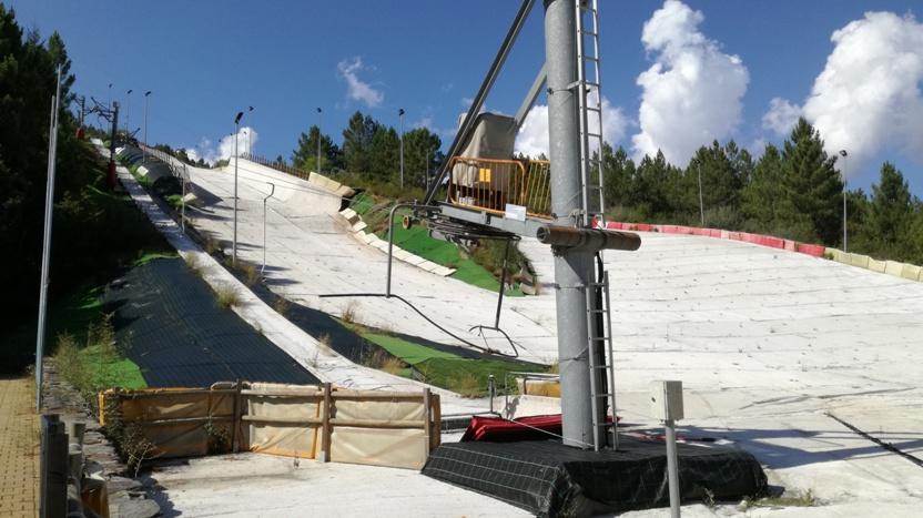 Pista de Ski da Relva da Reboleira