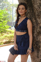 Seerat Kapoor Stunning Cute Beauty in Mini Skirt  Polka Dop Choli Top ~  Exclusive Galleries 033.jpg
