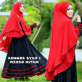 toko online Jual murah Pakaian wanita islami syar'i