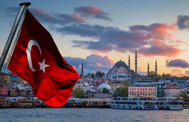 Menurut Anis Matta, Turki adalah negara demokrasi yang berada dalam lingkaran cincin api.