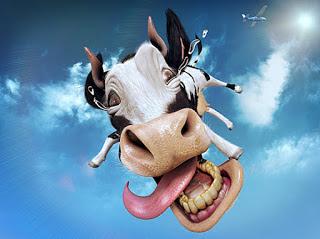 Parábola Sobre O Mestre e a Vaca