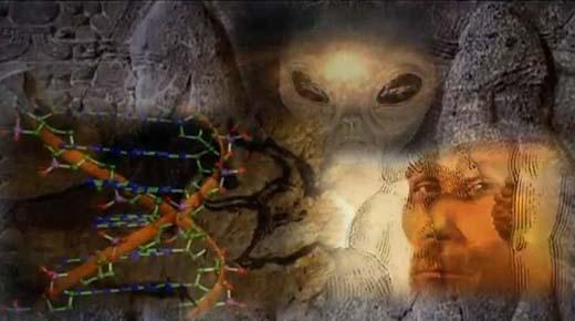 Los alienígenas crearon nuestra especie, afirma científico