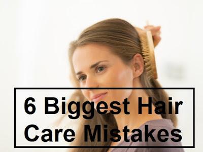 hair care,hair mistakes,hair care tips,hair care mistakes,hair care routine,hair tips,healthy hair,hair,hair style mistakes,common hair care mistakes,common hair mistakes,natural hair care,hair loss,mistakes,haircare mistakes,hair care myths,how to care hair,hair care mistakes and tips,6 common hair care mistakes