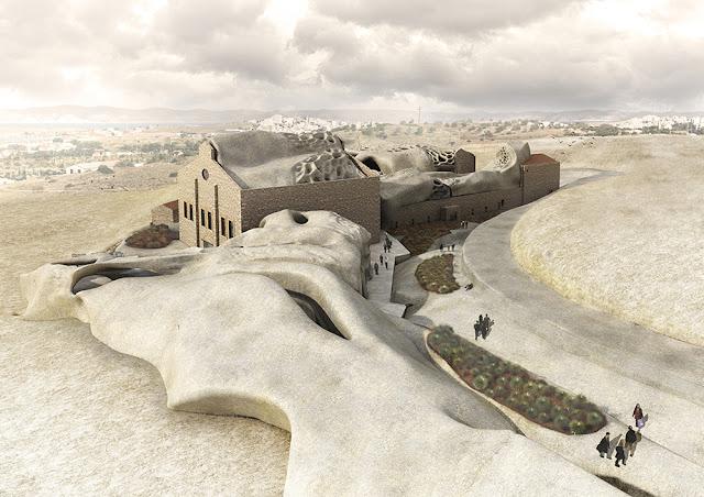 Βιομηχανικό κτίριο τυλιγμένο μεταλλεύματα έδωσε βραβείο σε αρχιτεκτόνισσες του ΑΠΘ