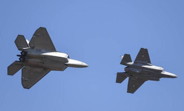 Kumpulan Foto Jet Tempur F-35 - liataja.com