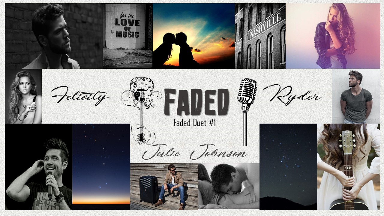 ARC Review - Faded by Julie Johnson