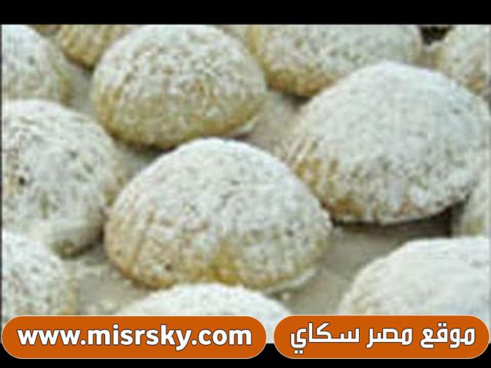 كعك العيد بالباكنج بودر وخطوات التحضير