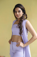 Tanya Hope in Crop top and Trousers Beautiful Pics at her Interview 13 7 2017 ~  Exclusive Celebrities Galleries 018.JPG